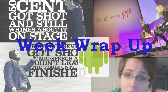 Week Wrap up 3