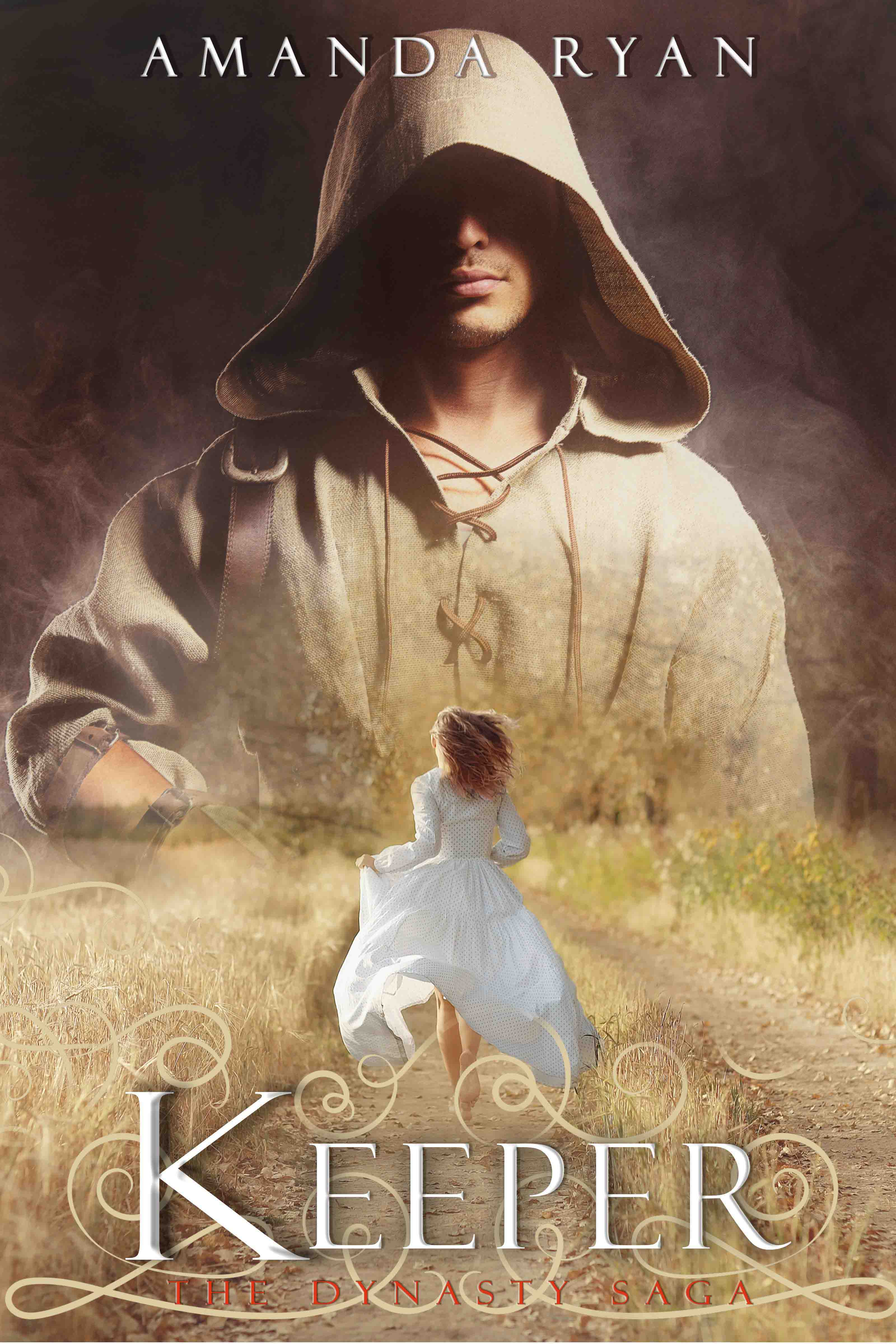 keeper amanda ryan book cover