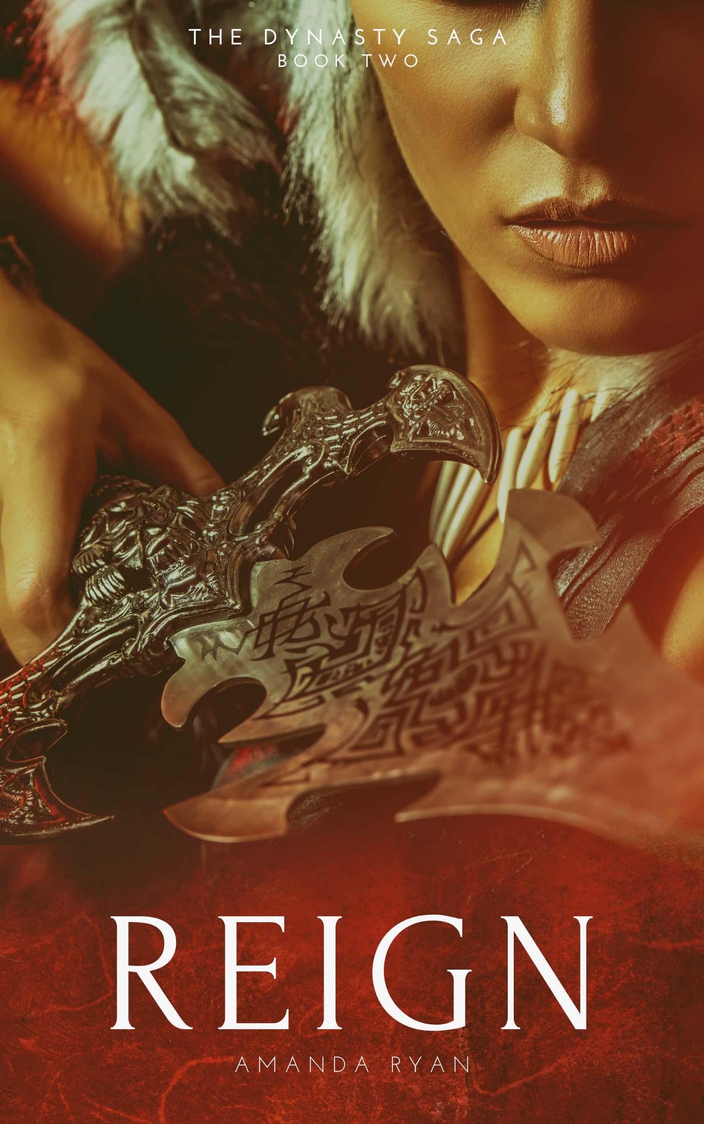reign by amanda ryan cover ebook